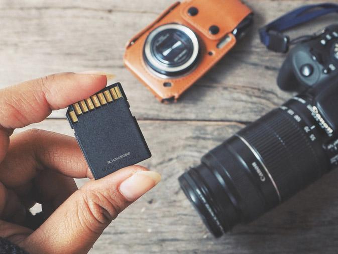 camera card data recovery